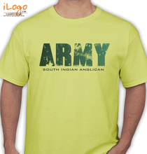 Army south-indian-tshirt T-Shirt
