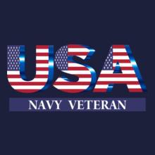 Navy Navy-veterantsh T-Shirt