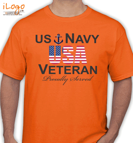 Us-proudly-served - T-Shirt