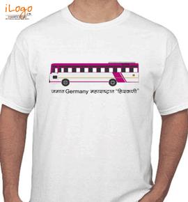 Hirkani - T-Shirt