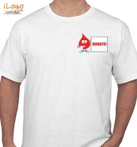 Blood-Donation - T-Shirt