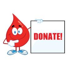 Blood-Donation T-Shirt