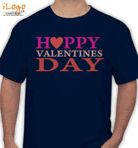 happy valentines first - T-Shirt