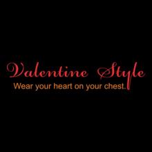 Valentine-style T-Shirt