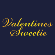 Valentines-sweetie-tsh T-Shirt