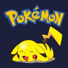 Pikachu Pikachu-t-shirt T-Shirt
