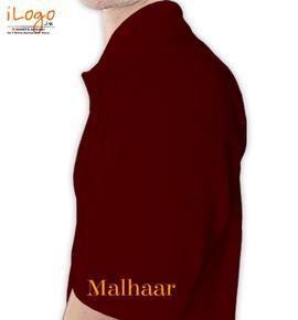 malhaar-jogi Left sleeve