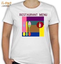 Restaurant-Menu T-Shirt