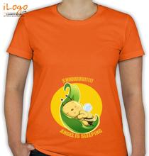 Peek a boo Angel-is-in T-Shirt