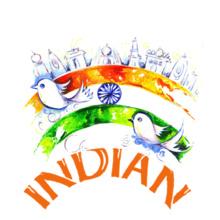 indian-free-birds T-Shirt