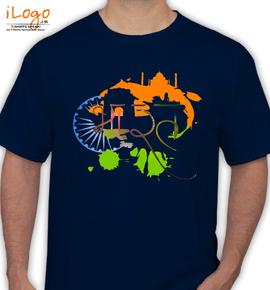 Bharat - T-Shirt