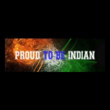 indian-in-orange-n-green T-Shirt