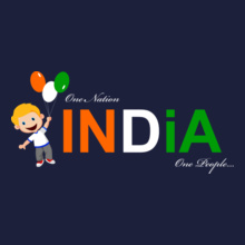 India-One-Nation T-Shirt