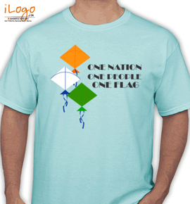 one india one nation - T-Shirt
