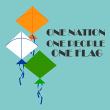 one-india-one-nation T-Shirt