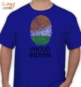 Proud Indian - T-Shirt