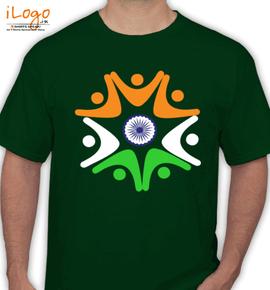 India Republic day - T-Shirt