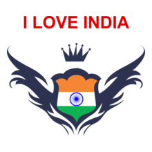 I-Love-India-Tee T-Shirt