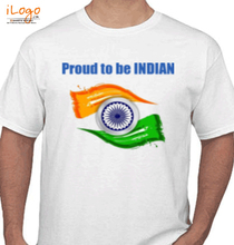 Republic Day proud-to-be-india T-Shirt