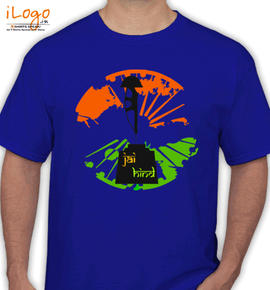 jai hind - T-Shirt