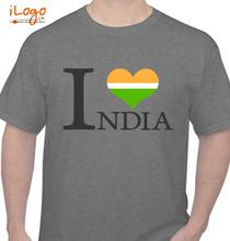 I-love-india T-Shirt