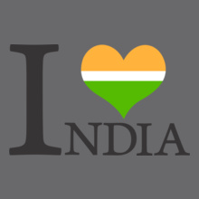 Republic Day I-love-india T-Shirt