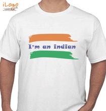 Republic Day im-an-indian T-Shirt