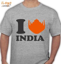 Republic Day i-love-my-india T-Shirt