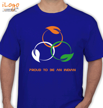 Republic Day proud-to-be-an-indian T-Shirt