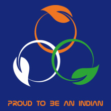 Republic Day proud-to-be-an-indian T-Shirt