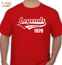 Legends are Born in 1979 Legends-are-born-IN-.. T-Shirt