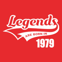 Legends-are-born-IN-.. T-Shirt