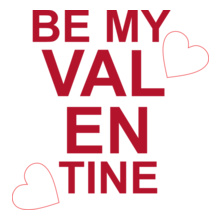 Be-my-valentine T-Shirt