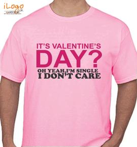 Im single - T-Shirt