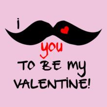 My-valentine% T-Shirt
