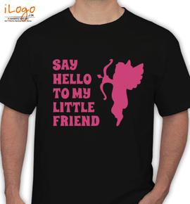 Say hello - T-Shirt