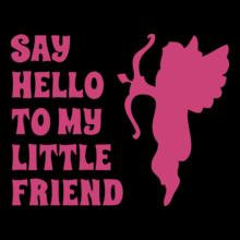 Say-hello T-Shirt