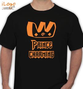 Prince tshirt - T-Shirt