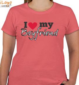 Love-boyfriend - T-Shirt [F]