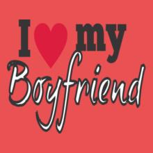 Love-boyfriend T-Shirt