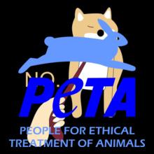 PETA-NO T-Shirt