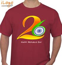 Republic Day -Republic-day T-Shirt
