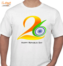 Republic Day -happy-republic-day T-Shirt