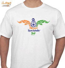 Republic Day happy-republic-day T-Shirt
