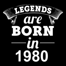 Legends-are-born-in-%A T-Shirt
