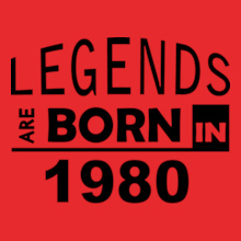 Legends-are-born-in-.%C T-Shirt