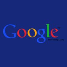 Google-polo T-Shirt