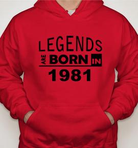 Legends are born in %C - prehood