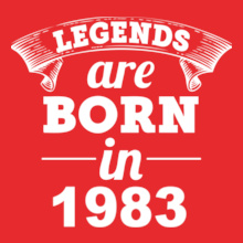 Legends-are-born-in-%C T-Shirt