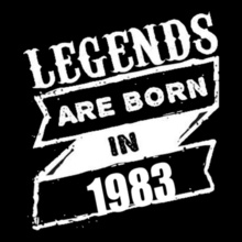 Legends-are-born-in-%B%B T-Shirt